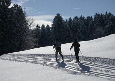 Schneeschuhtouren im Chiemgau