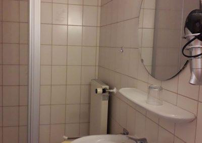 Badezimmer Fewo 1 Altenburgerhof